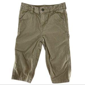 Polo Ralph Lauren Baby Tan Corduroy Pants 18-24M